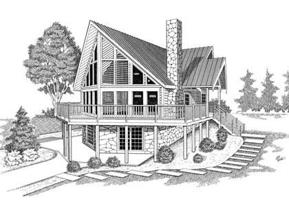 tennessee log home builder